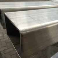 180目沙光面304不锈钢管,广东砂面不锈钢焊管