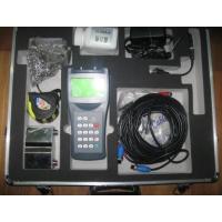 污水处理工程用便携式超声波流量计