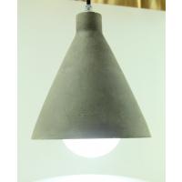 厂家手工制作艺术水泥餐吊灯 走廊灯 木头树脂水泥工艺