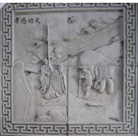苏州供应室外泥塑 大型砖雕别墅 砖雕门楼