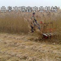 供应芦苇草收割机 手扶自走式家用割晒机 晚稻收割机