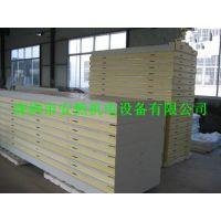 厂家直销 冷库保温板/ 冷库库板/保温板/保温板/PU彩钢板