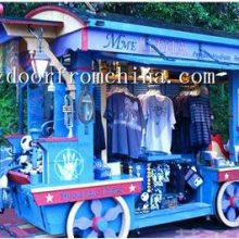 景区美食车饮料售卖亭在哪里生产?