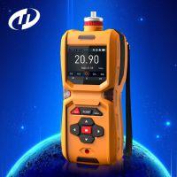 彩屏显示的氢气探测仪TD600-SH-H2_气体浓度检测仪泵吸式检测好