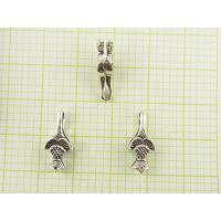 DIY水晶吊坠配件加工生产批发 珠宝首饰来图来样加工定制工厂