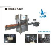 活塞式瓶装灌装设备供应商_半自动液体定量灌装机价格