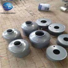 供应乾胜牌DN50碳钢圆形排水漏斗,热镀锌吸水喇叭管13833996971