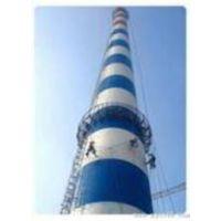 烟囱刷蓝天白云 烟囱防腐专业施工公司