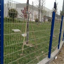 护栏网围墙 圈地护栏网 铝合金围栏