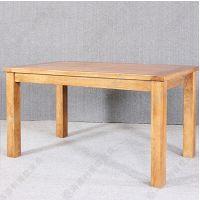 宜家餐桌椅定做 西餐厅/咖啡厅餐桌椅 茶餐厅奶茶店实木桌子 可定做