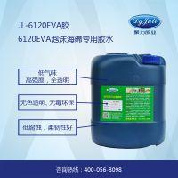 透明EVA粘不锈钢胶水|聚力牌EVA胶粘剂18年厂家直销