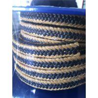 芳纶纤维盘根|骏驰出品优质芳纶角线黑四氟盘根FASTRACK-3102