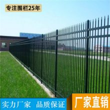 汕头锌钢型材厂 学校围栏图片 韶关花园护栏定做 厂家生产