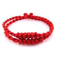 新款特价六六大顺蛇结红绳 情侣红绳 红绳手链 本命年蛇饰品