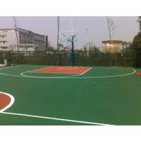 天津幼儿园操场环境布置_塑胶操场图案制作_EPDM运动场地施工