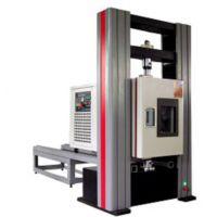 硫化橡胶高温拉伸强度和拉断伸长率测试机