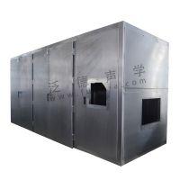冷却塔隔声罩 冷却塔隔音罩