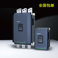 RENLE上海雷诺尔软启动器SSD1-100-E 55KW电机控制器现货包邮