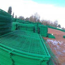 框架护栏网生产厂家 围栏护栏网厂 钢丝绳防护栏