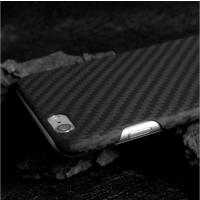JIUM1iphone6/6s苹果保护壳碳纤维plus苹果手机壳哑光商务防辐射手机套