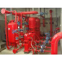 江洋立式多级消防泵XBD20-120-HHY喷淋泵厂家自吸泵
