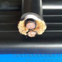 PVC卷筒扁电缆 输送机电缆 垂直升降机电缆 多规格可定制生产