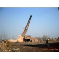 上海大烟筒定向爆破拆除施工经验丰富