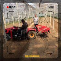 涉县多功能秸秆还田玉米收割机 农发小四轮拖拉机小麦收割机 实用农机具