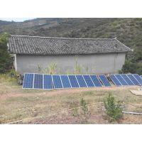 0.55KW太阳能水泵/550W光伏水泵/太阳能发电/太阳能提水系统/潜水泵/深井泵/柱塞泵