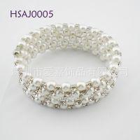 手链生产定做 合金手链批发珠宝红宝石首饰加工生产批发饰品工厂
