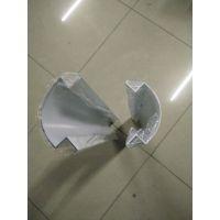 廠家直銷加油站型材包邊鋁圓角|加油站專用包邊鋁型材