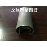 珠三角不锈钢管,珠海SUS304不锈钢圆管,海边护栏用管