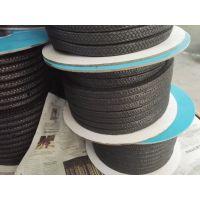 碳素纤维盘根|骏驰出品电厂专用超高温镍丝增强碳素纤维盘根