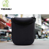 深圳亿点利厂家订做镜头筒 佳能尼康镜头包 单反相机镜头袋 加厚保护镜头套腰包