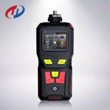 可同时检测温湿度便携式甲硫醇监测仪|泵吸式甲硫醇测试仪天地首和
