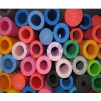 厂家星亚直销PP耐腐蚀吸水空心管 PP发泡吸水海绵柱聚氨酯海绵管