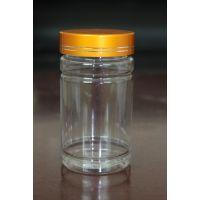 100-500ml透明聚酯瓶 100-500ml塑料瓶厂家 沧州厂家供应透明尖嘴塑料瓶