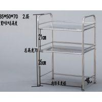 供应置物架 蔬菜架 微波炉置物架 不锈钢置物架