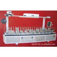 松江铝塑型材冷胶、热胶包覆机//临海双工位真空覆膜机外形尺寸