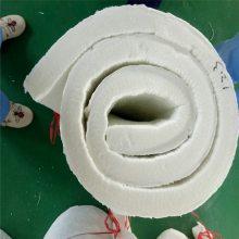 硅酸铝纤维毯是一种纤维状轻质耐火材料