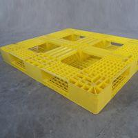 厂家供应高质量1300*1100*150mm田字pe塑料叉车托盘批发卡盘栈板