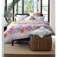 厂家直销宜购家纺纯棉四件套12868床单被套床上用品四件套批发