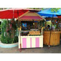 热带景区风情特色户外流动售卖车