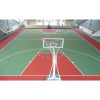苏州硅PU球场 硅PU球场施工 硅PU球场养护
