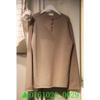 2014秋装新款韩国代购东大门女装***批发男式圆领长袖毛衣针织衫