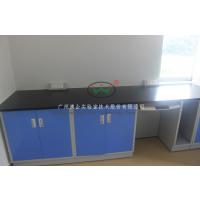 钢木/全钢实验室边台(品牌AUBI、规格1000*750*850)