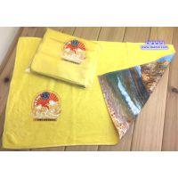 供应广告礼品超细纤维 双面绒 球迷运动巾 数码热转印 厂家订制