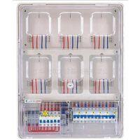 销售左右开门透明电表箱ZY6