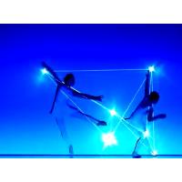 舞蹈演出服装道具 影子舞幕布架子 电光舞服装租赁