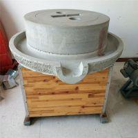 鼎信花生芝麻酱石磨机多少钱 家用小型电动石磨机生产厂家